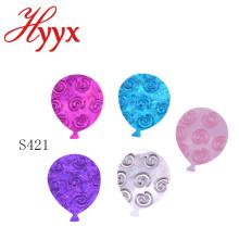 Большие HYYX разных размеров выпускной металлическое конфетти/свободные блестки