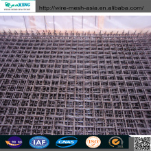 crimped wire mesh made by stainless steel high carbon steel