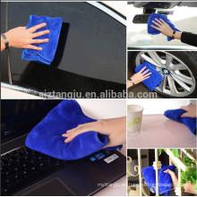 China fabricante toalla de microfibra 40x40, toalla de microfibra, tela de microfibra