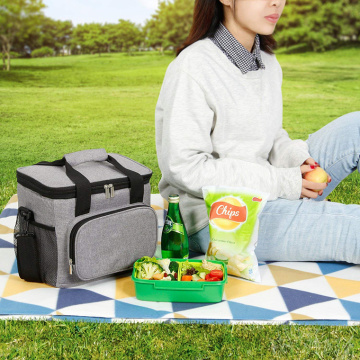 Durable Custom Large Cooler Lunch Bag