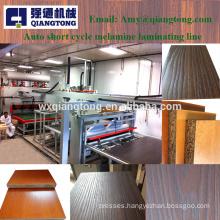 1200Ton both sides sticker furniture heat press machine