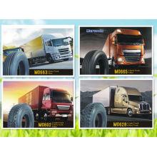 Neumáticos de camiones pesados de neumáticos chinos 295 / 75R22.5 295 / 80R22.5 315 / 80R22 .5 385 / 65R22.5 Neumáticos sin cámara