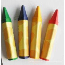 crayón de cera no tóxico conjunto triángulo caryon