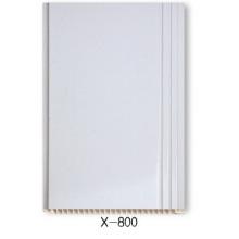 Декоративная настенная или потолочная панель из ПВХ (X800)