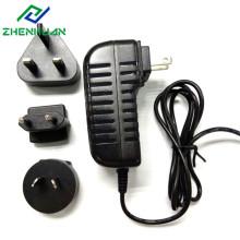 Съемный адаптер питания 12В 2А для светодиодного видеонаблюдения