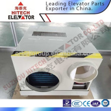 Air Conditioning for elevator cabin/cooling and heating