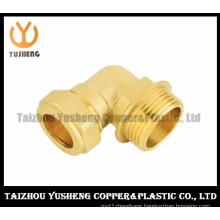 Male Brass Elbow Pipe Fittings (YS3105)