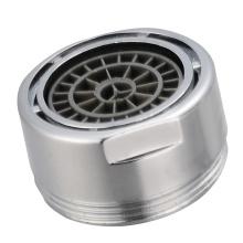 Aérateur de robinet en plastique ABS avec fini chrome (JY-5175)