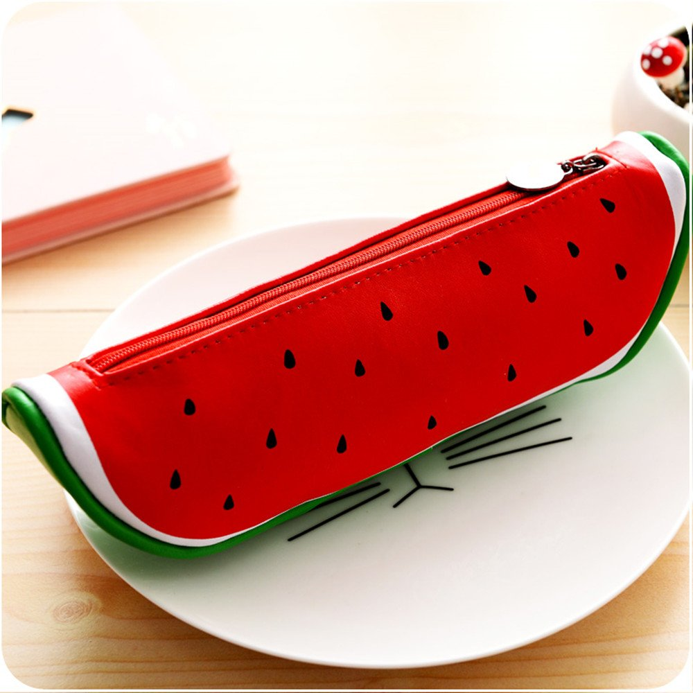 Watermelon Pu Pencil Case 1