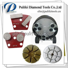 Wet Dry Resin Polishing Floor Pad for Concrete Used