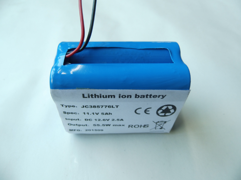 Rechargeable Li Ion Battery Pack