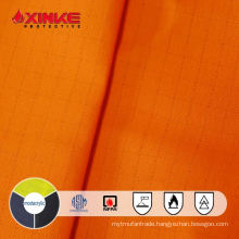 Xinke protective NFPA 2112 modacrylic inherently fire resistant safe fabric