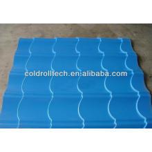 Qualitäts-Dachplatte, die Maschine herstellt