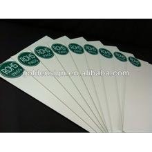 Führen Sie freies PVC-Schaum-Blatt mit der Größe 1.22m * 2.44m für Möbel