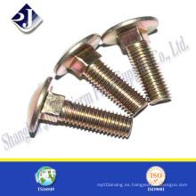 ISO8677 Zinc terminó el perno de carro