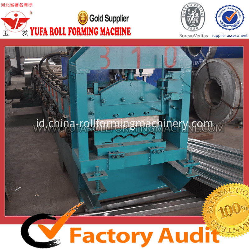 310 corrugated tile roll forming machine