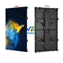 PH4.81 Indoor mobiel LED-display met 500x1000mm kast