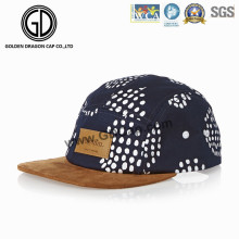 2016 Quality Fashion Wholesale DOT Cotton Hat Snapback Camper Cap