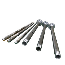 High quality extruder biometalic screw&nitriding barrel for PPDE PP PVC PPR