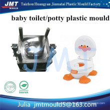 OEM high precision baby potty/closestool plastic injection mould maker