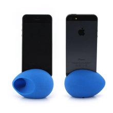 Venta directa de la fábrica mini altavoz de múltiples funciones del teléfono móvil del silicón