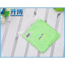 Micro fibra de limpieza de tela [Made in China]