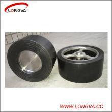 Válvula de retención de elevación tipo wafer Wcb clase 150 de acero al carbono