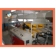 20-50 ligne d'extrusion de double tube de PVC