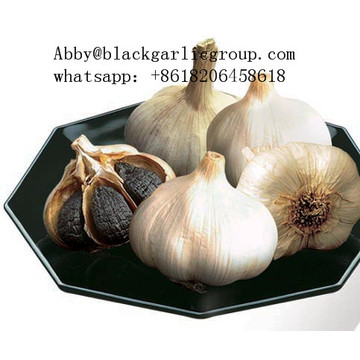 Alto valor nutricional beneficioso Black Garlic