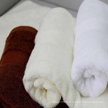 Toalha de banho de algodão turco para hotéis autênticos e spa (DPF107)