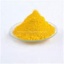 Pigment jaune chrome moyen pour peinture de voiture