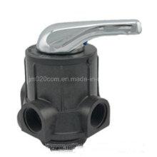 Válvula de filtro manual Runxin F56A para tratamiento de agua