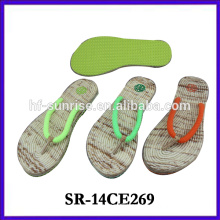 The latest models of slipper eva ladies flip flops slipper