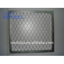 200x200 stainless steel wire mesh&304 306 316 stainless steel wire mesh