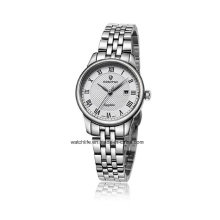 Stainless Steel Quartz Fashion Couple Wrist Watch