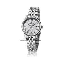Нержавеющая сталь Кварцевые моды пара наручные часы