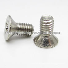 Special high-end brass hex socket head screws