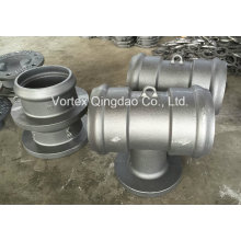Ductile Iron ISP PVC Pipe Fitting