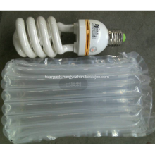 Air buffer packaging bag for energy-saving lamps