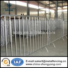 Mengensteuerungsbarriere 1.8m / temporärer Zaun / Fechten / Sicherheit / Management