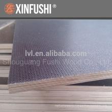 brown anti-slip plywood made in china