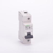 4pole electric mini air mcb switch EBS9B-125H 4P D80 amp 15kA miniature circuit breaker