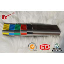 A tira do selo do PVC da forma de L protege para a mobília de madeira