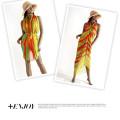 Hot 2015 Lady Scarf Girl Chiffon Xaile Charm Silk Scarves Imprimir Silk Chiffon Big Beach Toalhas