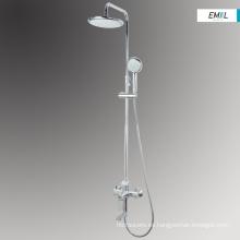Cabezal de ducha de baño con grifos de grifo de brazo extensible