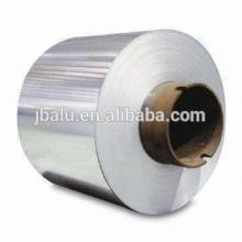 Preço de bobina de folha de alumínio em tamanho original para material de isolamento
