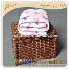 Günstige Printed Lovey Tier Großhandel Baby Swaddle Decken
