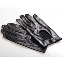 Мужская мода козьей кожаные перчатки для вождения (YKY5190)