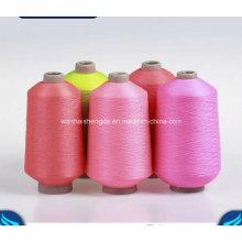 Fils de nylon filés en fils de filament pour tricot et bonneterie