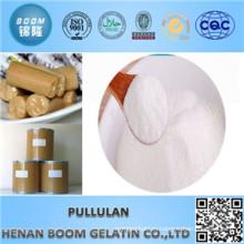 Горячая Продажа белый порошок Пуллулан для покрытия конфет